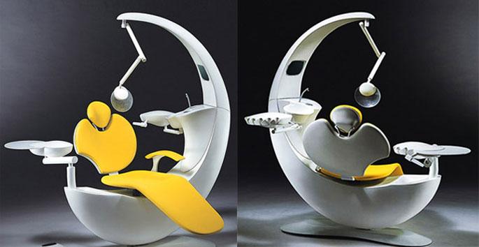 dental chair design