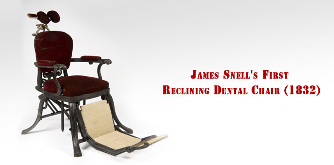 Gentil First Dental Chair James Snell