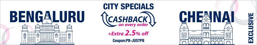 City Specials