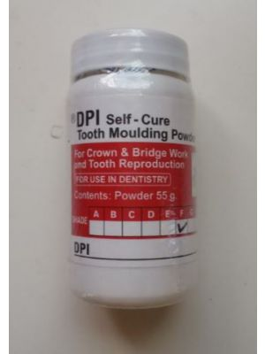 DPI Selfcure Tooth Moulding Powder