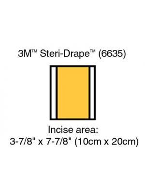 3M Health Care Ioban 2 Antimicrobial Incise Drape