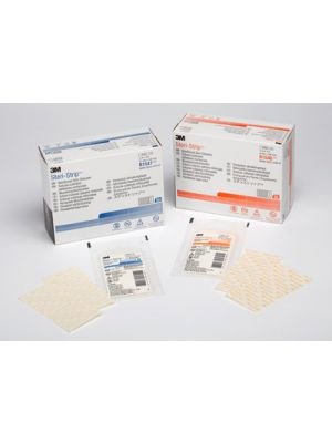 3M Health Care Steri-Strip Reinforced Adhesive Skin Closures