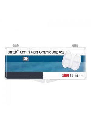 3M Unitek Gemini Clear Brackets