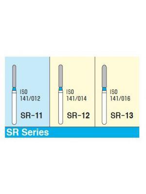 Mani Diamond Burs - Straight Round End / SR Series