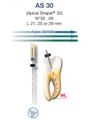 Micro Mega REVO-S Apical Shaper / AS Refill