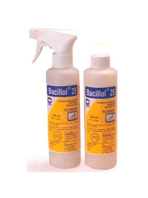 BODE (Sterillium) Bacillol 25 Surface & Equipment Disinfectant