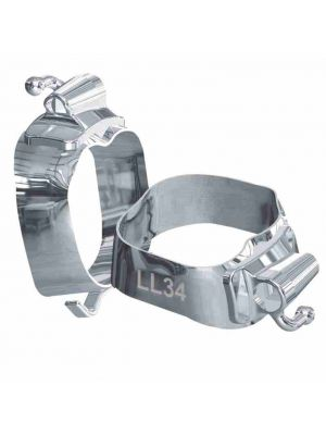 D-Tech Premium Prewelded Molar Band