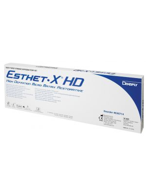 Dentsply Esthet-X HD Syringe - Kits