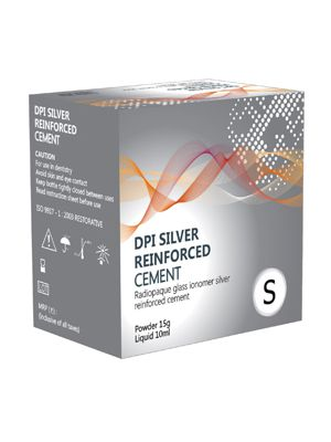 DPI Silver Reinforced Cement