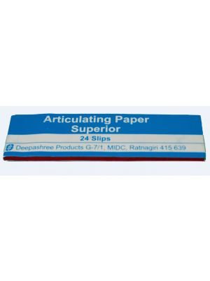 Deepthi Dental Articulating Paper