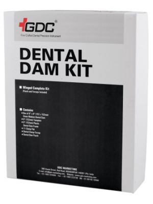 GDC Dental Dam Kit (DDK)