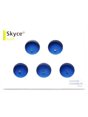 Ivoclar Vivadent Skyce Refills 5 Cyrstals