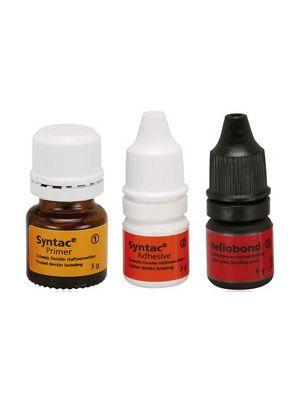 Ivoclar Vivadent Syntac Assorted Kit Primer 3g Adhesive 3g & Heliobond 6g