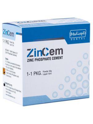 Medicept Zincem Zinc Phosphate Cement