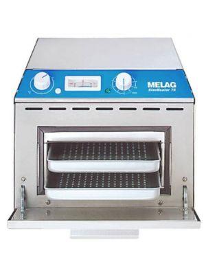 Melag Sterilizer 75 - Dry Heat Sterilizer 4 Ltr