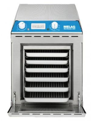 Melag Sterilizer 205 - Dry Heat Sterilizer 14 Ltr