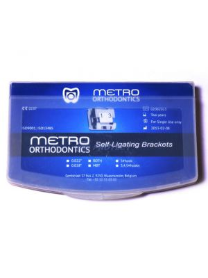 Metro Self Ligating Bracket