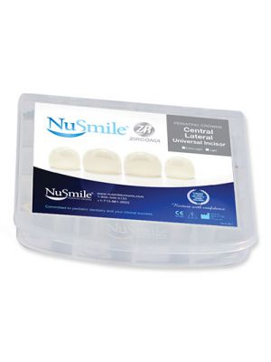 NuSmile ZR Anterior Crown Central, Lateral and Universal Kit