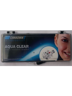Canadian Orthodontics Aqua Clear Aesthetic Bracket Kit