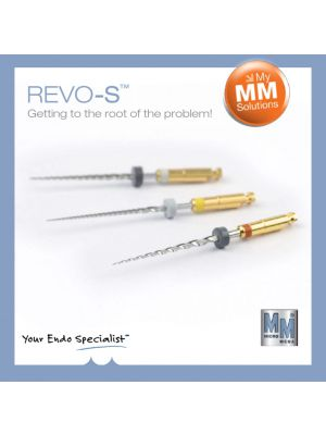 Micro Mega REVO-S Rotary Files Start Me Kit