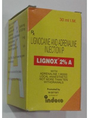 Lignox 2% A (Bangalore and Chennai Only)