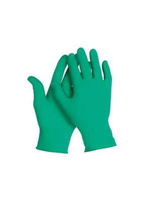 Suraksha Nitrile Exam Gloves