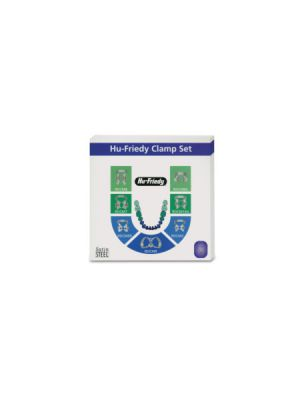 Hu Friedy Rubber Dam Clamp Set