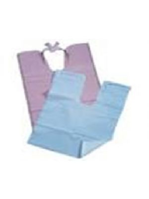 SuriDent Dental Bib with Tie