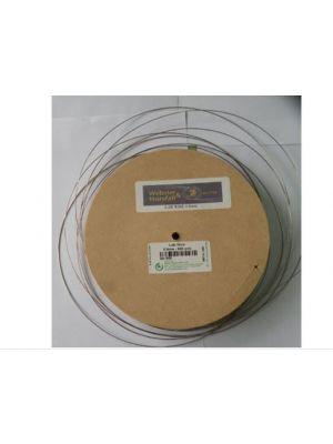 AJ Wilcock Lab Wire SS Round Spring Hard Wire