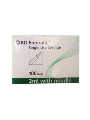 BD Emerald Syringe