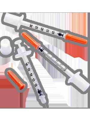BD Insuline Syringe