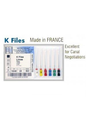 Micro Mega K Files