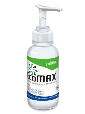 Bioshields Ecomax - Alcoholic Hand Rub with Moisturiser