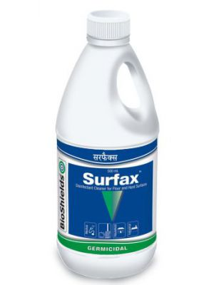 Bioshields Surfax - Disinfectant Cleaner for Floor & Hard Surfaces (5000ml)