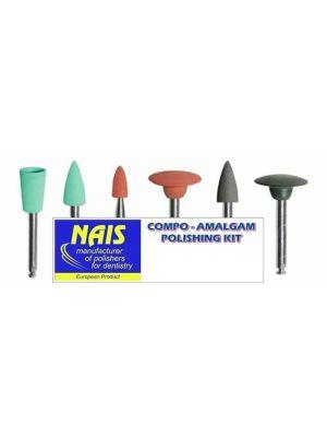Nais Composite Amalgam Polishing Kit