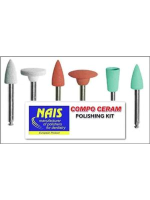 Nais Composite Ceramic Polishing Kit