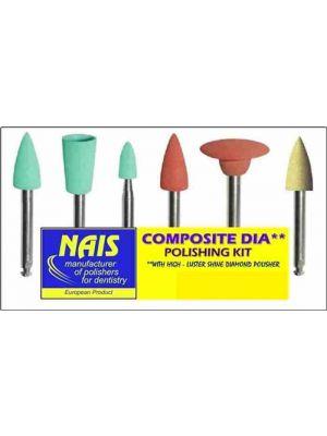 Nais Composite Diamond Polishing Kit