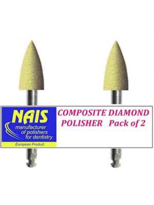 Nais Diamond Composite Polisher Clinical
