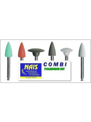 Nais Combi Polishing Kit