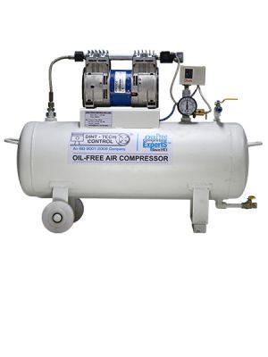DINT-Tech Oil Free Piston Air Compressor