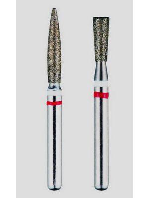Cross Tech Zirconia FG Burs - Round Long