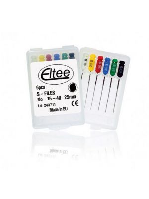 Eltee Stainless Steel S Files