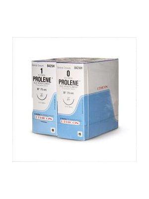 Ethicon Prolene #4-0 Blue Monofilament Suture