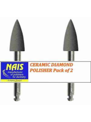 Nais Diamond Ceramic Polisher Clinical