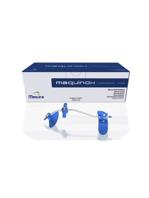 Maquira Maquinox Orthodontic Facial Mask Auotoclavable - Blue