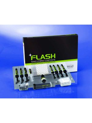 Medicept Dental Flash Nanohybrid Composite - Starter Kit