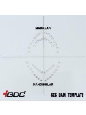 GDC Template 6x6 (RDT 6x6)