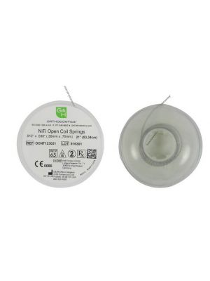 GH Ortho Niti Open Coil Spring Spool Medium #0.012 x 0.030