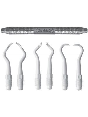 Hu Friedy Implacare II Assorted Tips with Handle