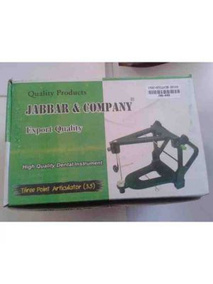 Jabbar Three Point Articulator